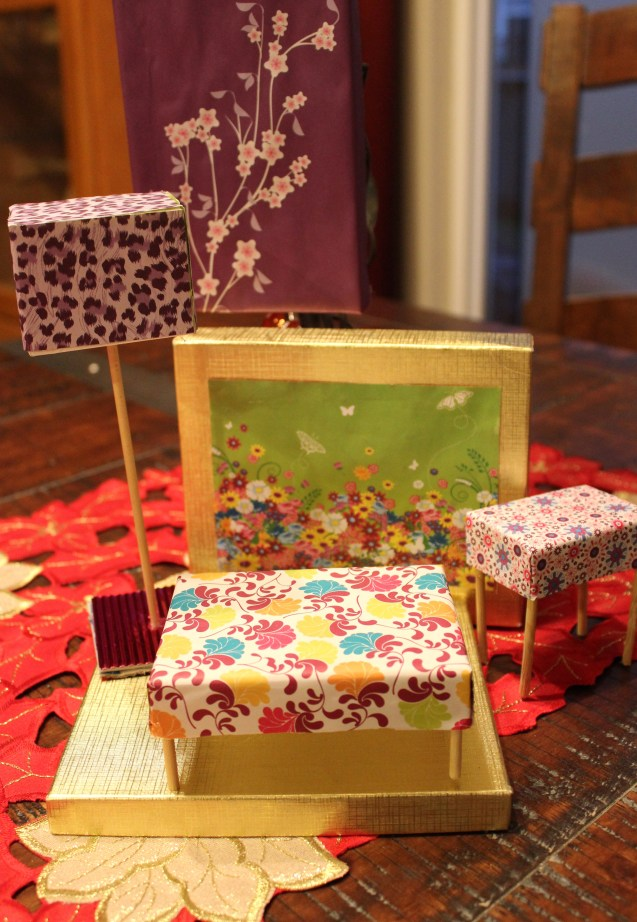 DIY: Doll House Furniture by Kathleen Heady ...