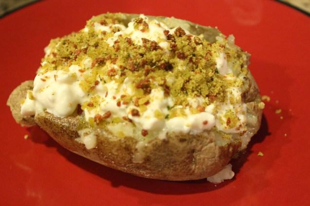 Potato Topping Recipe