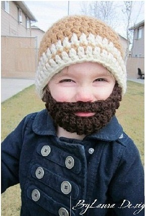 Free Beard And Moustache Knitting Pattern : Crochet Baby Gifts Top 10 Picks homecreationseveryday