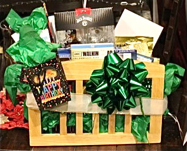 How To Make A Gift Basket For Him Birthday Ideas